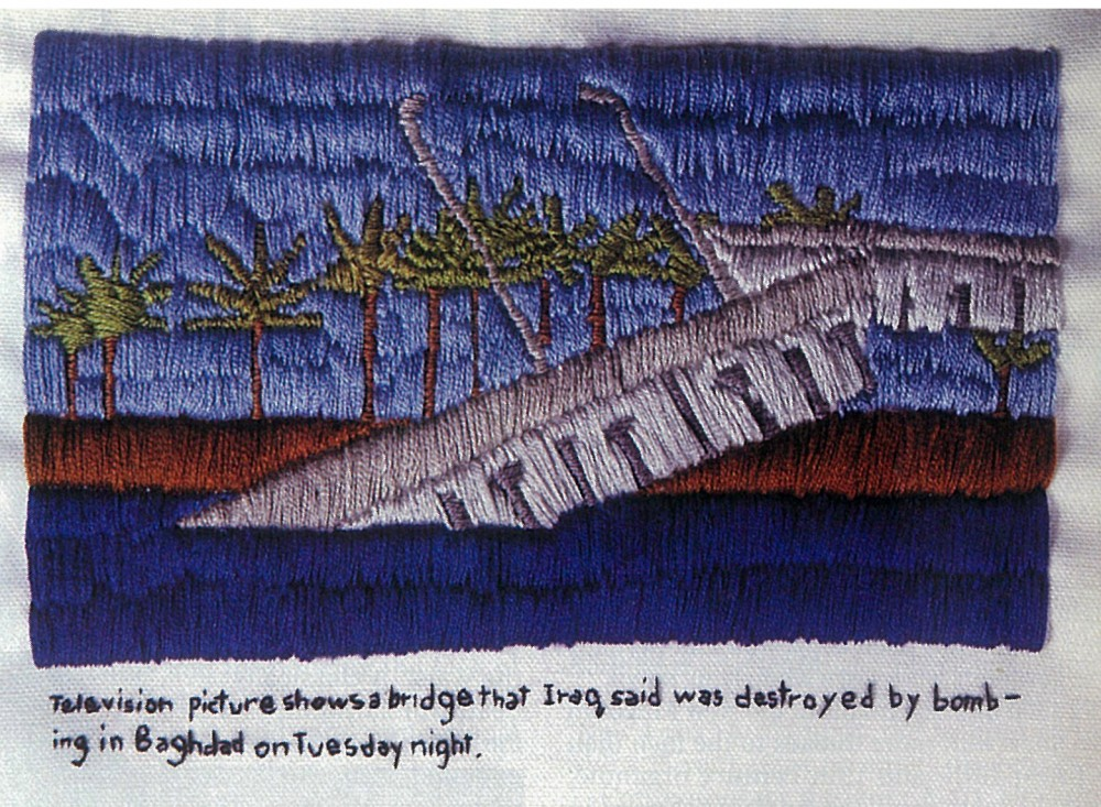 Untitled (embroideries)